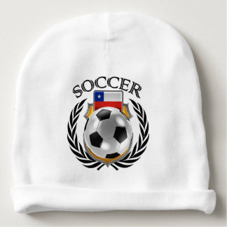 Chile Soccer 2016 Fan Gear Baby Beanie