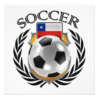 Chile Soccer 2016 Fan Gear Photo
