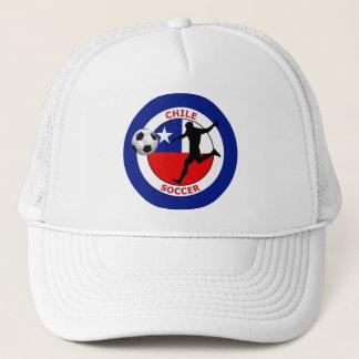 CHILE SOCCER TRUCKER HAT