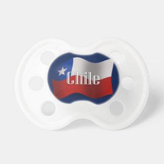 Chile Waving Flag Dummy