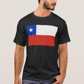 Chile World Flag T-Shirt