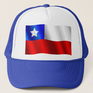 Chilean Flag hat