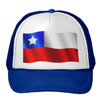 Chilean Flag hat