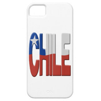 Chilean flag iPhone 5 cover