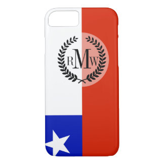 Chilean Flag iPhone 7 Case