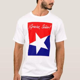 Chilean Miners Gracias, Señor! T-Shirt