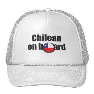 Chilean on Board Cap