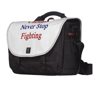 Chileans Never Stop Fighting Bag For Laptop