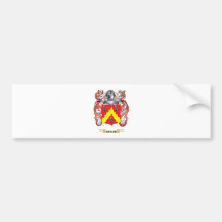 Chiles Coat of Arms Bumper Sticker