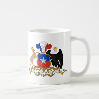 Chile's Coat of Arms Mug