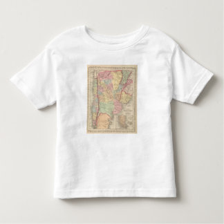 Chili, Argentine Republic, Paraguay, and Uruguay Toddler T-Shirt