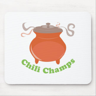 Chili Champs Mouse Pad