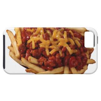 Chili cheese fries iPhone 5 case