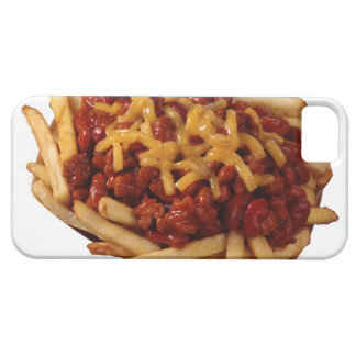 Chili cheese fries iPhone 5 cases