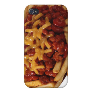 Chili cheese fries cover for iPhone 4