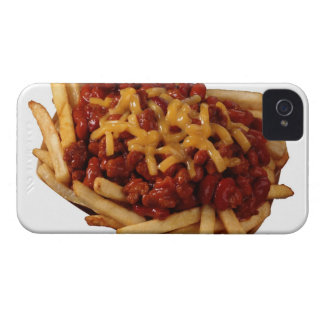 Chili cheese fries iPhone 4 cases