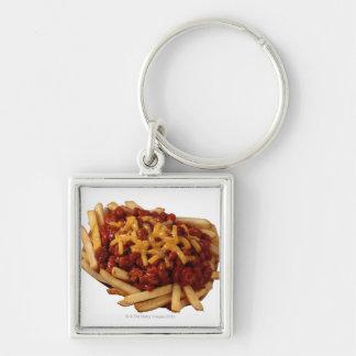 Chili cheese fries key chains
