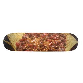 Chili Cheese Nachos 21.6 Cm Skateboard Deck