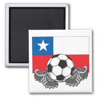 Chili Futbol magnet