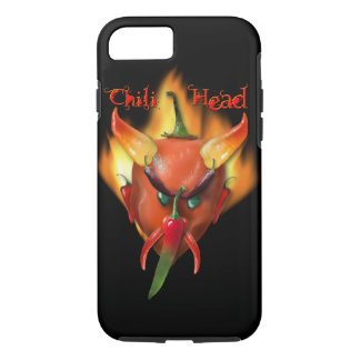 Chili Head Pepper Devil iPhone 7 Case