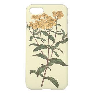 Chili Marigold Botanical Illustration iPhone 7 Case