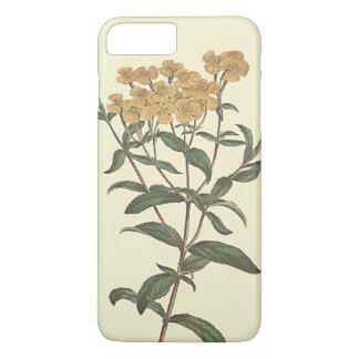 Chili Marigold Botanical Illustration iPhone 7 Plus Case