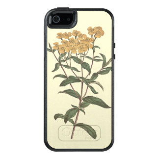 Chili Marigold Botanical Illustration OtterBox iPhone 5/5s/SE Case