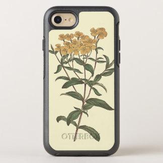 Chili Marigold Botanical Illustration OtterBox Symmetry iPhone 7 Case
