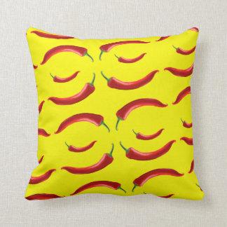 Chili Pattern Cushion