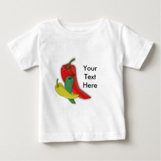 Chili Pepper Group Baby T-Shirt