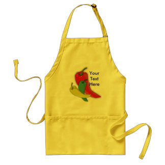 Chili Pepper Group Standard Apron
