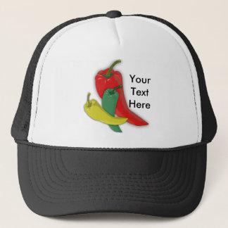 Chili Pepper Group Trucker Hat