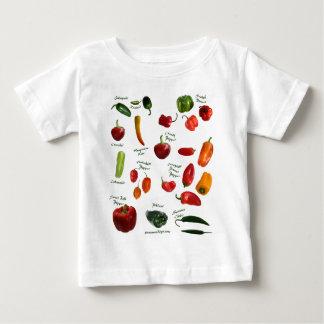 Chili Pepper ID Baby T-Shirt