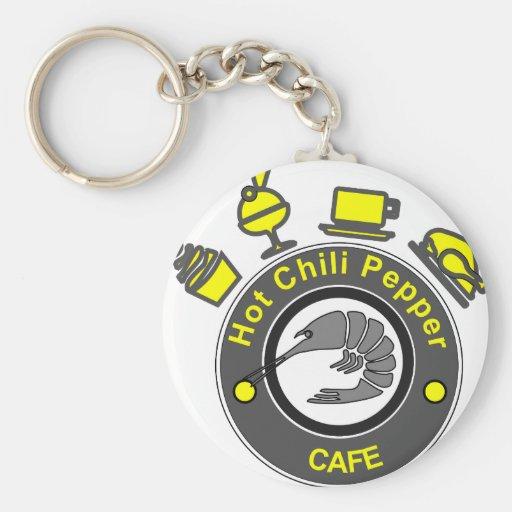 Chili Pepper Key Chain