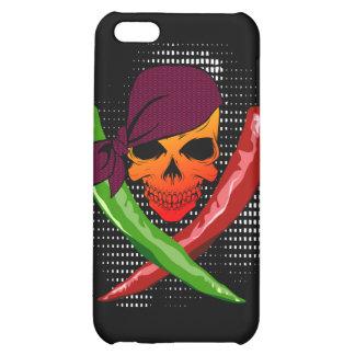 Chili Pepper Pirate $40.95 IPhone 4 Case