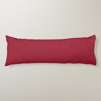 Chili Pepper (Red) Color Body Cushion