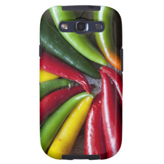 Chili Peppers Galaxy SIII Cases