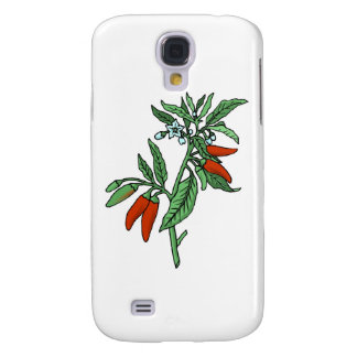 Chili Peppers Galaxy S4 Cover