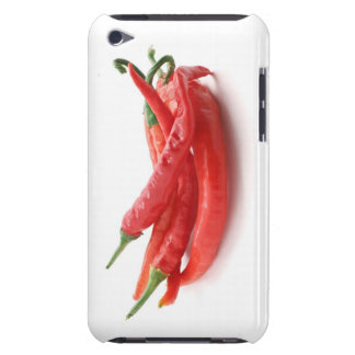 chili peppers iPod Case-Mate case