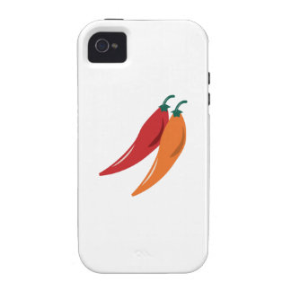 Chili Peppers iPhone 4 Cover