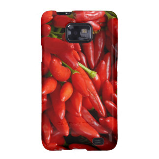 Chili Peppers Samsung Galaxy SII Cases