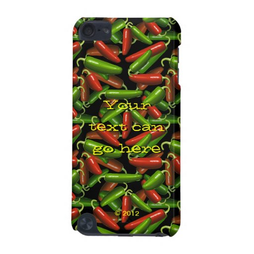 Chili Peppers iPod Touch (5th Generation) Cover