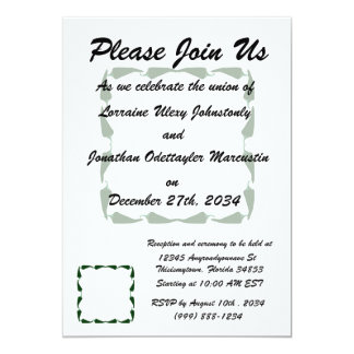 Chili peppers green end to end frame graphic.png 13 cm x 18 cm invitation card