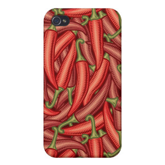 Chili Peppers iPhone 4/4S Covers
