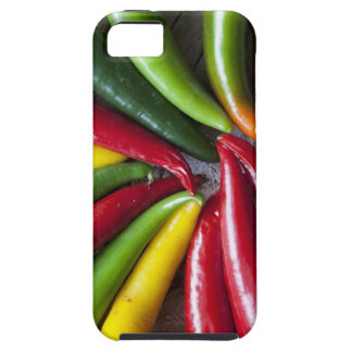Chili Peppers iPhone 5 Cover