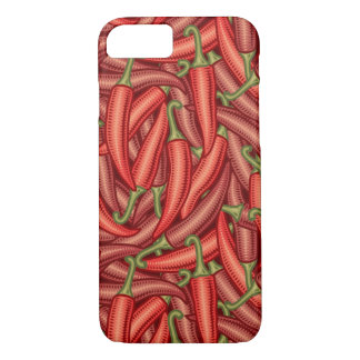 Chili Peppers iPhone 7 Case