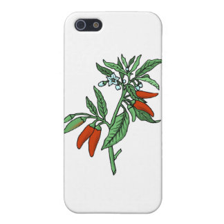 Chili Peppers iPhone 5 Cases