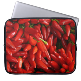 Chili Peppers Laptop Sleeve