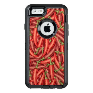 Chili Peppers OtterBox Defender iPhone Case