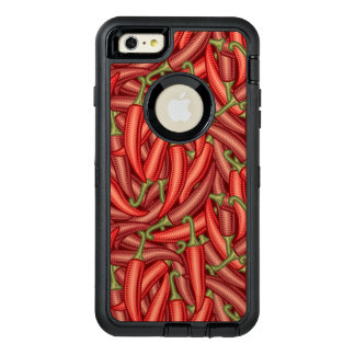 Chili Peppers OtterBox iPhone 6/6s Plus Case